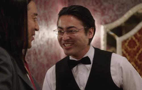 今日から俺は6話のゲスト山田孝之さんが風俗店の怪しい店員役!Huluで見逃し配信中!